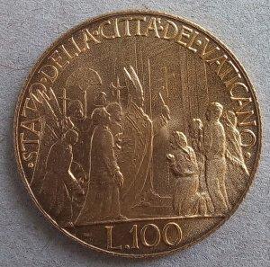 Stupendo 100 Lire 1950 Anno ...